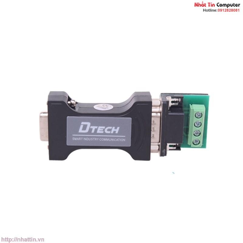 bo-chuyen-doi-rs232-to-rs485-chinh-hang-dtech-dt-9000