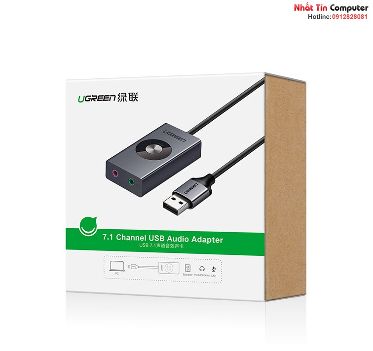 card-sound-usb-2-0-co-dieu-khien-chinh-hang-ugreen-50711
