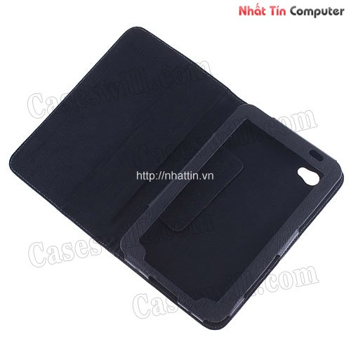 Samsung Galaxy Tab 7 Leather Book Cover Carrying Case,cheap Black Leather Case Cover Stand for Samsung Galaxy Tab P1000