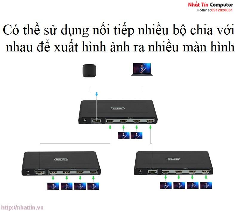 bo-chia-hdmi-1-ra-4-cong-4k-2k-unitek-y-5184a