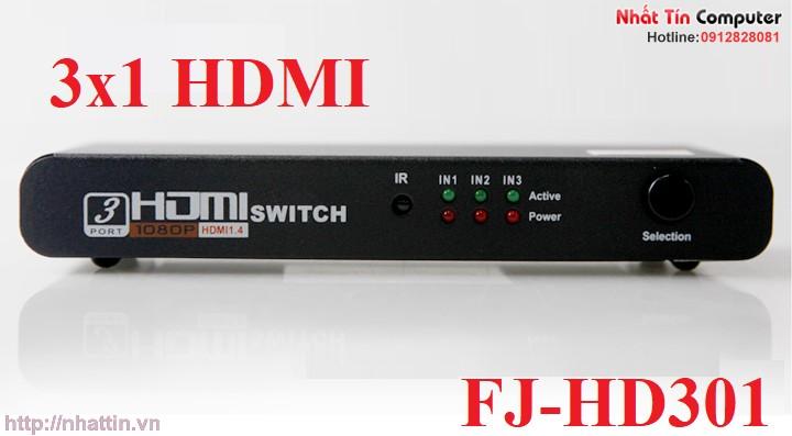 bo-chuyen-mach-hdmi-3-vao-1-ra-chinh-hang-fjgear-fj-hd301