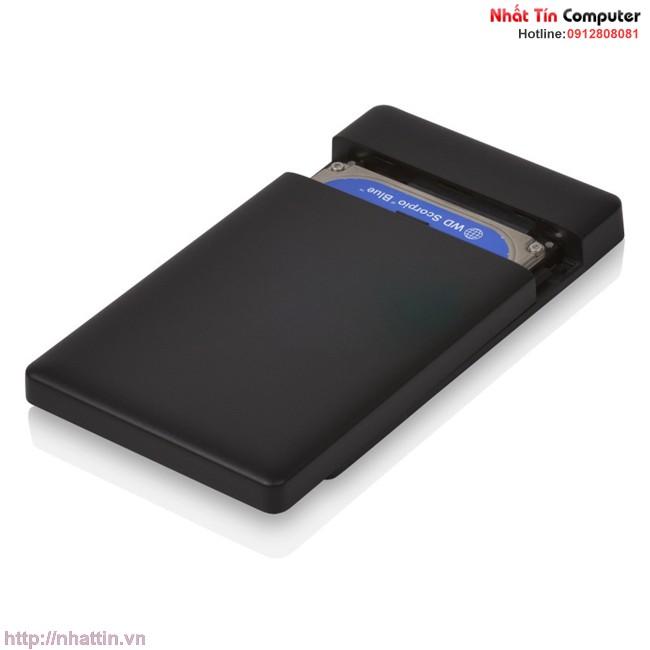 """Hộp ổ cứng gắn ngoài 2,5""""USB 3.0 - ORICO 2599US3 Chính hãng"""