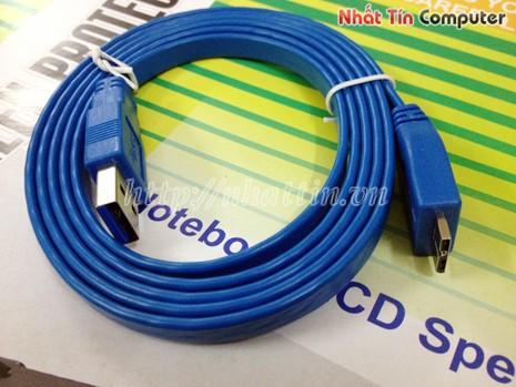 Cáp USB 3.0 Unitek-Y-C415 dùng cho ổ cứng di động