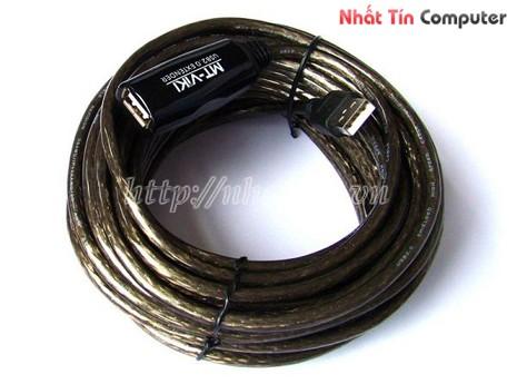 Cáp nối dài USB 10m giá rẻ,Cáp nối dài USB 10m MT-VIKI chính hãng