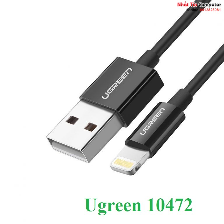 cap-sac-usb-2-0-lightning-dai-2m-chuan-mfi-chinh-hang-ugreen-10472