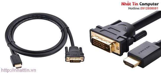 cáp chuyển đổi HDMI to DVI UG-10135