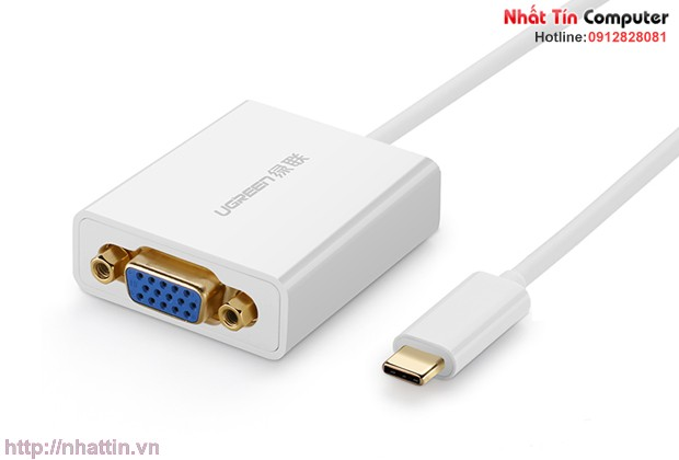 cap-chuyen-doi-usb-c-to-vga-chinh-hang-ugreen-ug-40274-