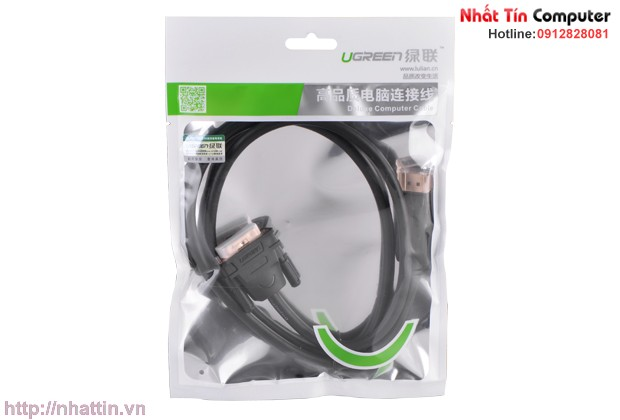 cap-displayport-to-dvi-dai-2m-chinh-hang-ugreen-10221