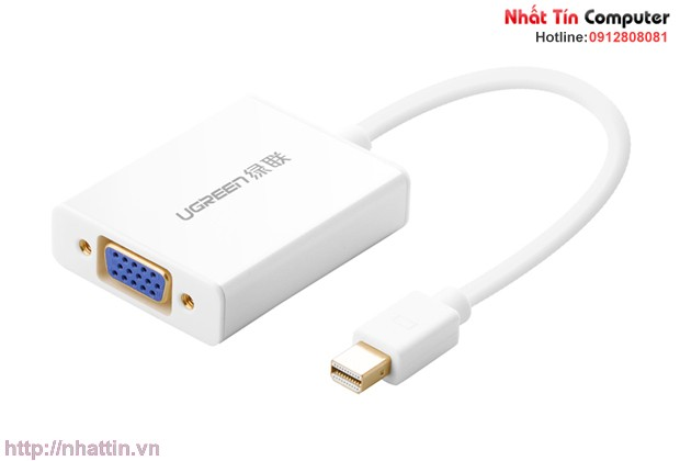 Cáp Mini displayport to VGA Audio 10437
