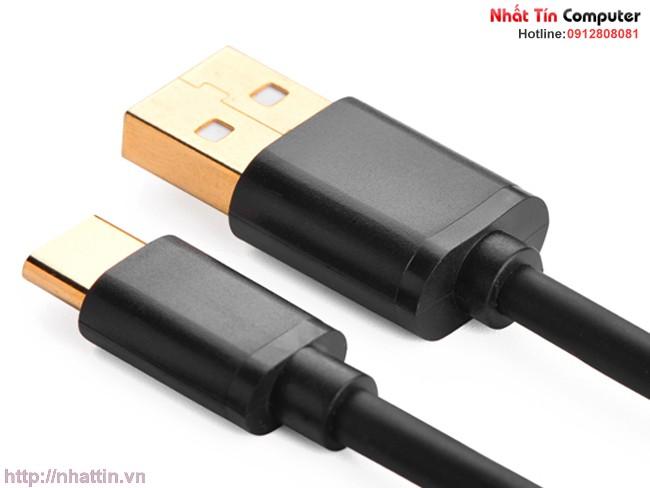 Cáp USB chuẩn C to USB 2.0 Ugreen 30158