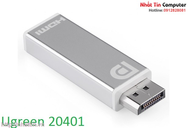 Dau-displayport-to-hdmi-ho-tro-full-hd-1080p-chinh-hang-ugreen-ug-20401