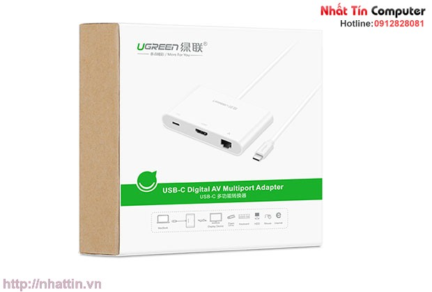 ap-chuyen-doi-usb-c-to-hdmi-hub-usb-2-0-ho-tro-lan-10-100mbps-chinh-hang-ugreen-ug-30440