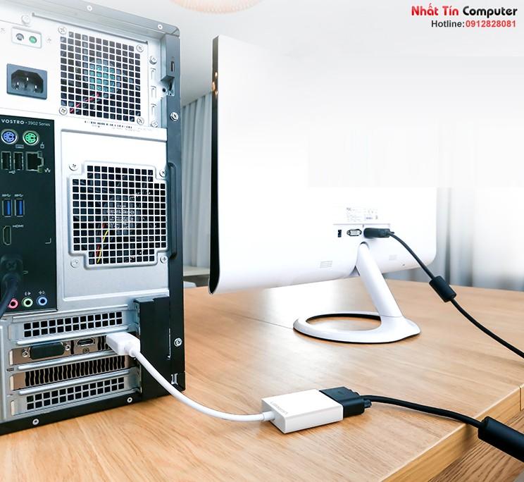 cap-chuyen-doi-displayport-to-vga-chinh-hang-ugreen-20415