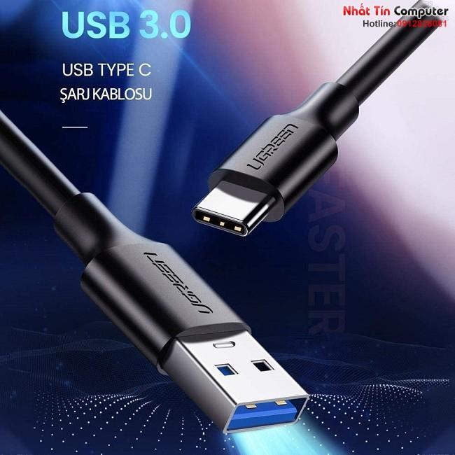 cap-usb-3-0-to-usb-type-c-dai-1m-chinh-hang-ugreen-20882