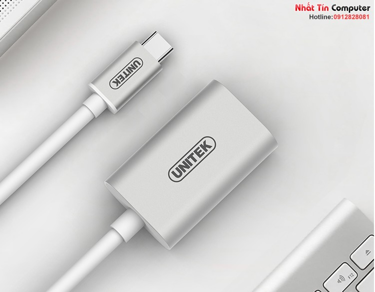 cap-usb-type-c-to-hdmi-ho-tro-4k-60hz-chinh-hang-unitek-y-6316
