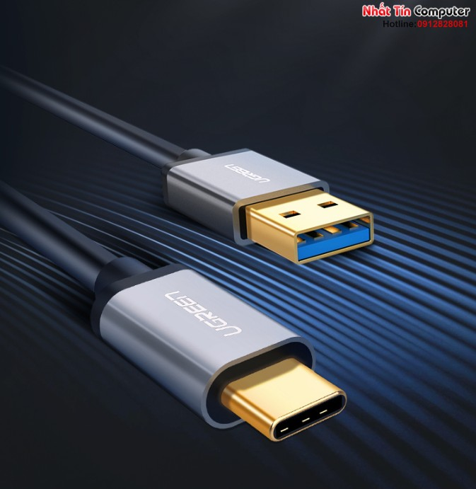 cap-usb-type-c-to-usb-3-0-dai-1m-chinh-hang-ugreen-30533