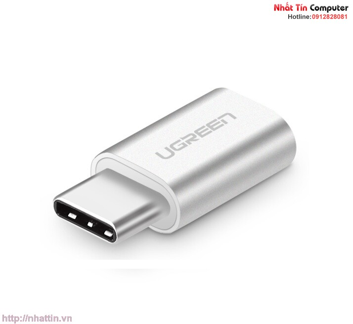 dau-chuyen-doi-usb-type-c-to-micro-usb-chinh-hang-ugreen-20854