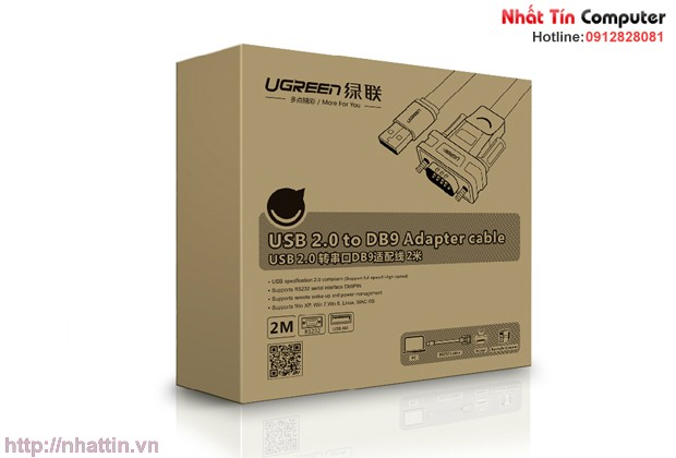 ap-usb-to-com-dai-2m-chinh-hang-ugreen-ug-20218