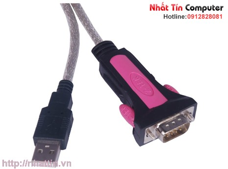 Cap USB to Com