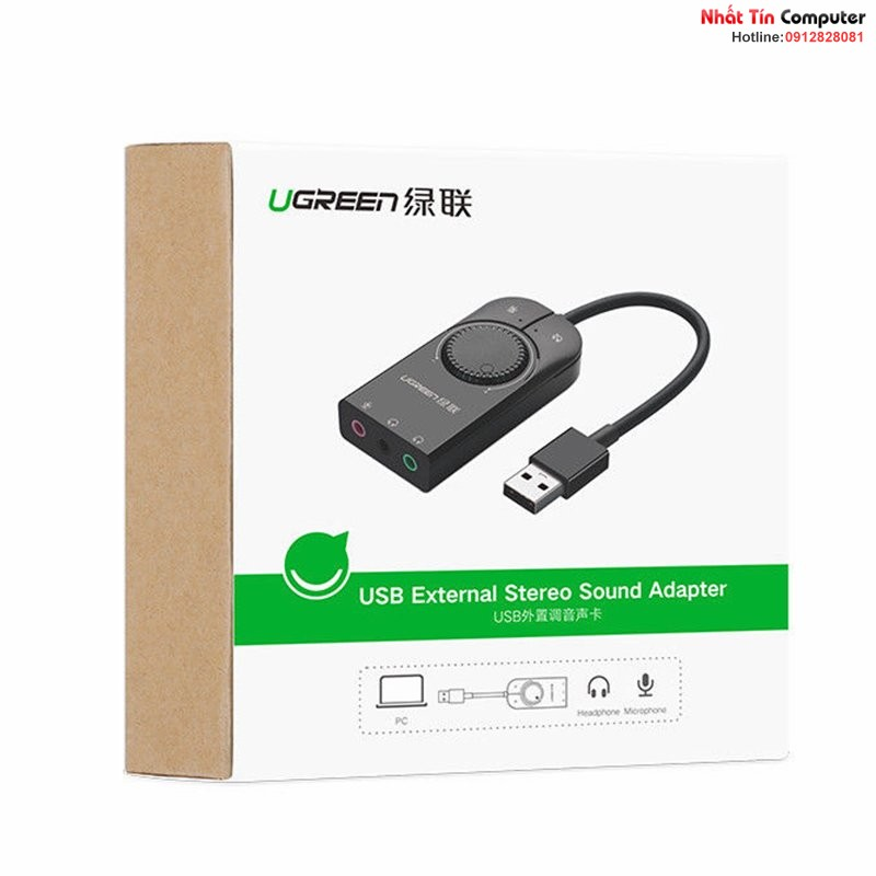card-sound-usb-2-0-co-dieu-khien-volume-ho-tro-mic-loa-chinh-hang-ugreen-40964