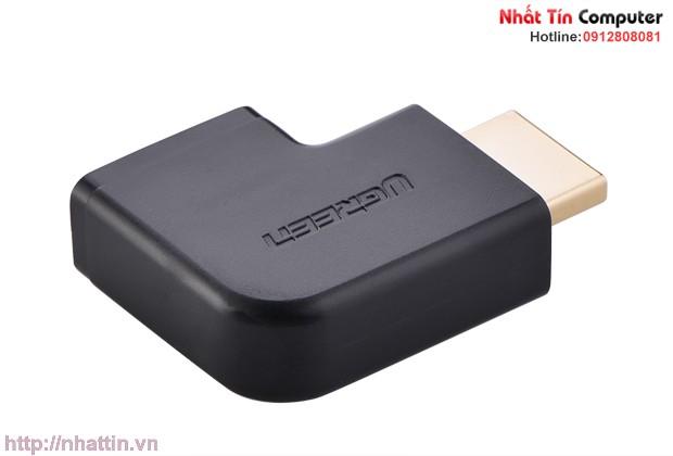 Đầu nối HDMI 90 độ Ugreen 20111