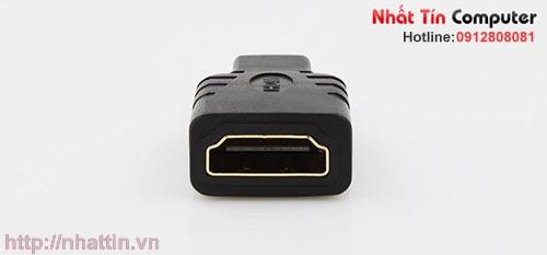 - Tiêu chuẩn HDMI 1.4  - Perfect HD: 1440p/1080p/1080i/720p/480p   Bộ chuyển đổi này có thể được dùng để kết nối mini-HDMI (Micro-HDMI) tiêu chuẩn giao diện và giao diện HDMI.   Ứng dụng tiêu biểu: Micro HDMI giao diện với máy ảnh kỹ thuật số, máy ảnh kỹ thuật số, điện thoại di động, MP4, vv để kết nối với TV HD!   Ứng dụng: Motorola XT800, HTC EVO 4G điện thoại di động   Mô hình có thể được sử dụng: (không phải bao gồm tất cả), và một số dòng smartphone có cổng micro HDMI.  Lưu ý: Cần phần biệt rõ micro HDMI và micro USB, khác nhau hoàn toàn, vui lòng kiểm tra kỹ sản phẩm trước khi mua, Tránh nhầm lẫn