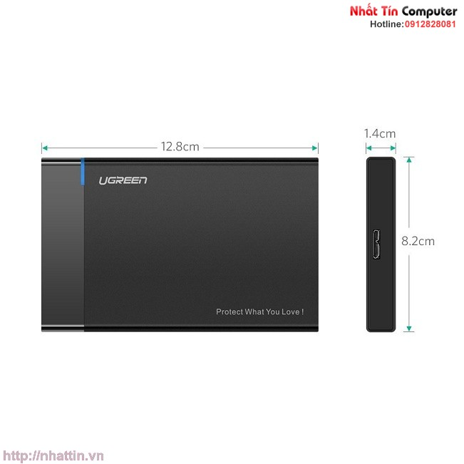 hop-dung-o-cung-2-5-inch-usb-3-0-chinh-hang-ugreen-30848