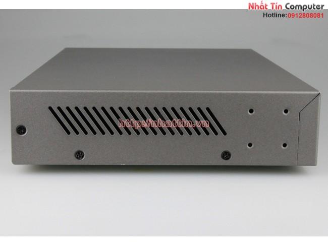 Switch PoE 9 Port 10/100Mbps với 8 Port POE KMETech PSE908F công suất 96W