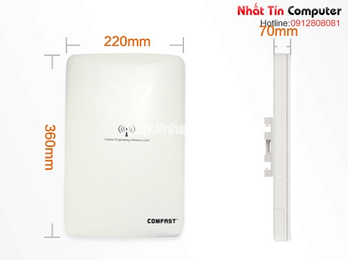 USB wifi Comfast, COMFAST CF-150NS, usb wifi COMFAST CF-150NS , bo thu wifi cho pc, usb wifi cho laptop, GIA WIFI Tenda, usb wifi cho pc