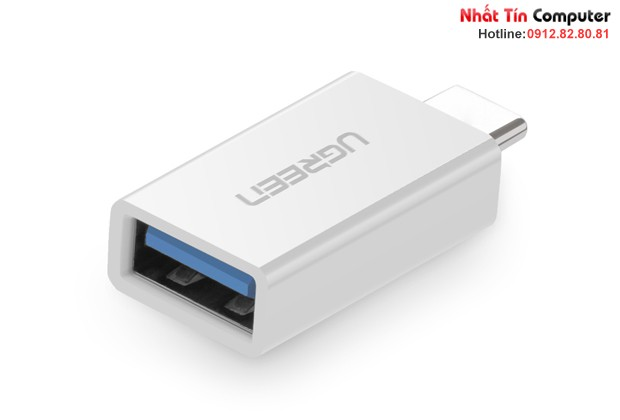 Đầu chuyển đổi USB Type-C to USB 3.0 Ugreen UG-30115 chính hãng