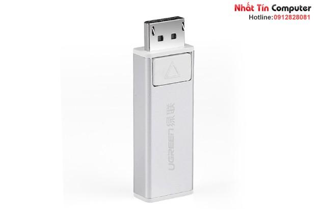 Đầu chuyển đổi Displayport sang HDMI 4Kx2K Ugreen 20413 chính hãng