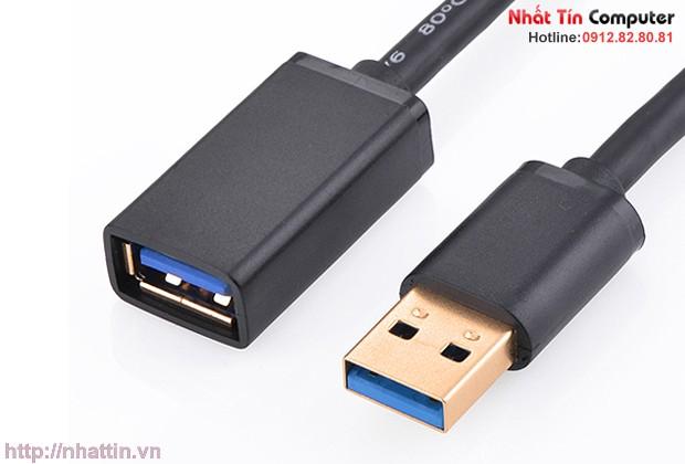 Cáp nối dài USB 3.0 1M âm dương Ugreen UG-10368 chính hãng