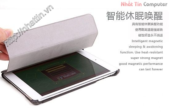Bao da - Case Rock iPad mini veins