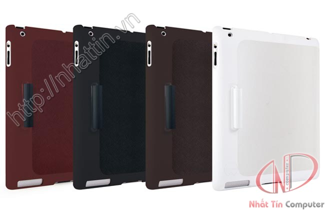 Bao da New Ipad Ozaki iCoat Slim Y iPad 3,4