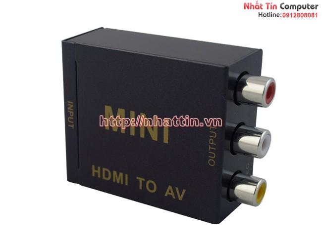 Bộ chuyển đổi HDMI sang AV EKL chính hãng