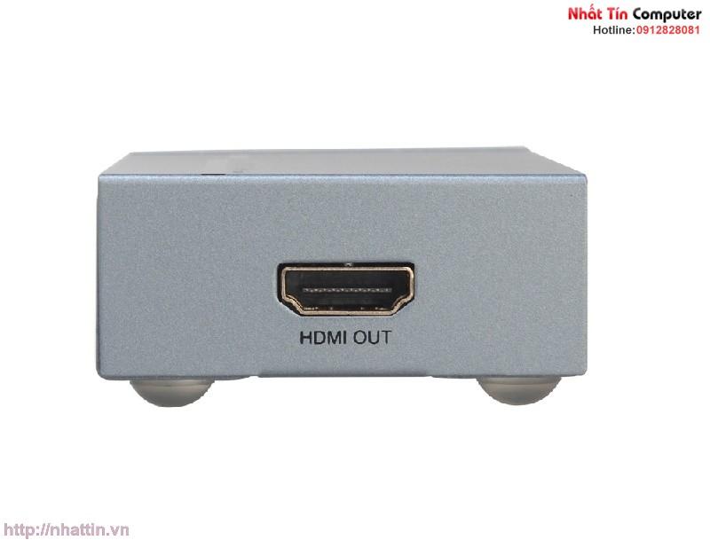 Bộ chuyển đổi 3G/SDI sang HDMI - DTECH-DT6514A Chính hãng