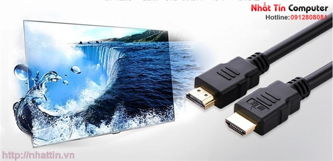 Cáp HDMI cao cấp hỗ trợ Ethernet + 4k 2k Ugreen HD104