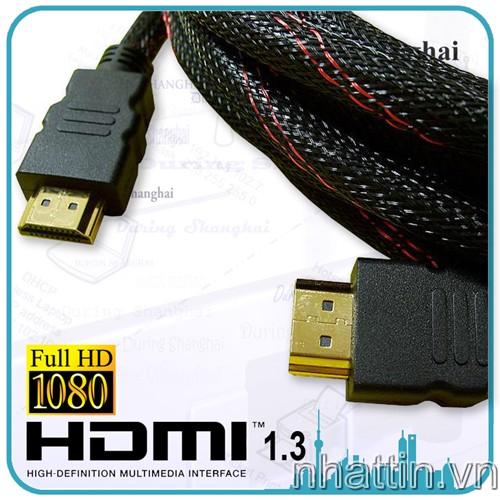 Cáp hdmi full HD 20m
