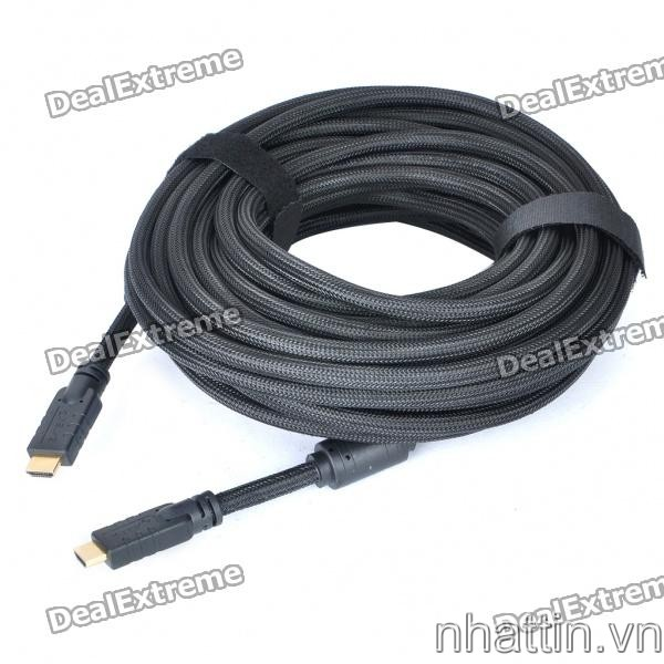 Cáp HDMI to HDMI V1.4 Z-Tek 10m