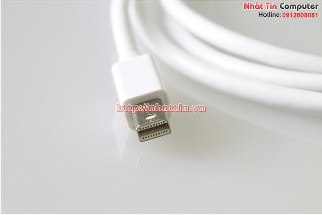 Cáp Mini Displayport, thunderbolt to HDMI 1,5m