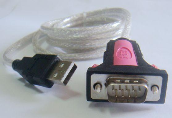 Cáp USB to COM Z - TEK (RS232) 1.8m,cáp usb sang cổng com ztek 1,8m chính hãng