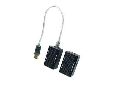 Bộ chuyển đổi USB sang RJ45 DTECH DT-5015 (cho Camera - Chuột- Phím- Máy in- Scaner)