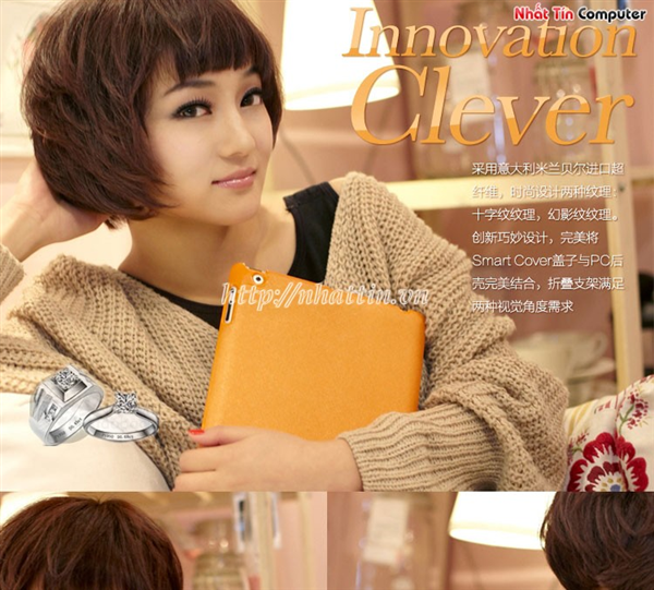 Bao da Belk Slim Smart Cover cho iPad 2 3 4