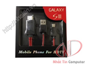 Cáp 2M Micro USB MHL to HDMI Samsung Galaxy Note2,Samsung Galaxy S3