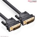 Cáp DVI to DVI 24 + 1 dài 10m Cao cấp Ugreen UG-11609 Chính hãng