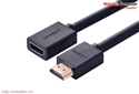 Cáp HDMI nối dài 2M hỗ trợ 4Kx2K chính hãng Ugreen UG-10142 Cao cấp