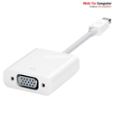 Cáp mini displayport to vga adapter Apple