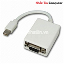 Cáp Mini DisplayPort to VGA cho Macbook/Ultrabook Dell XPS