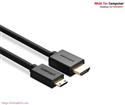 Cáp Mini HDMI to HDMI dài 2M hỗ trợ độ phân giải 4K chính hãng Ugreen UG-10117
