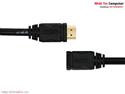 Cáp nối dài HDMI 0,5m Y-C163 chính hãng Unitek